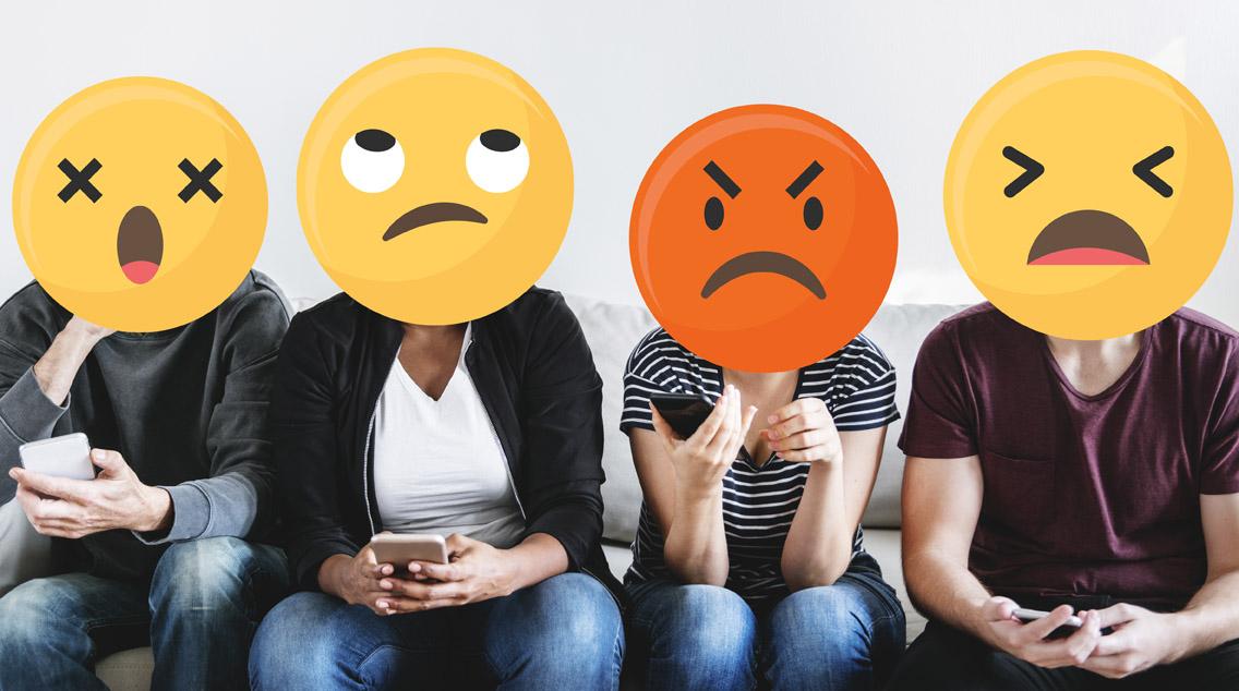 Con emojis nos comunicamos ¿mejor?