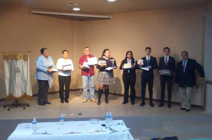 Bachilleres de CETYS ganan concurso de oratoria de la Sociedad de Historia de Tijuana