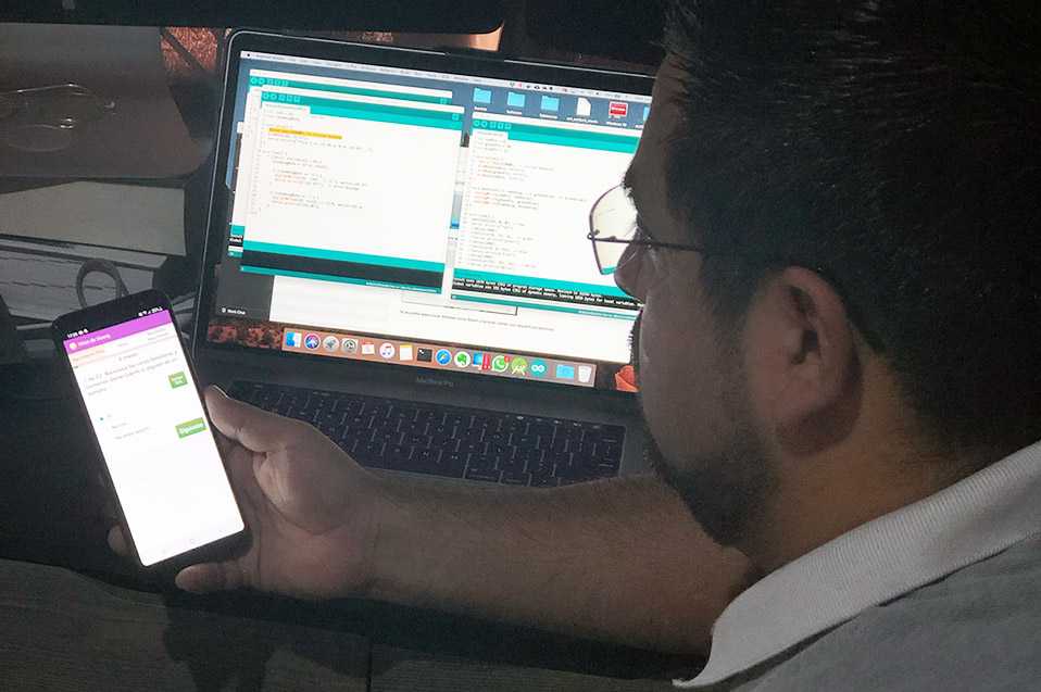 Alumno de CETYS desarrolla App para detectar problemas en los hitos del desarrollo de menores de 5 años
