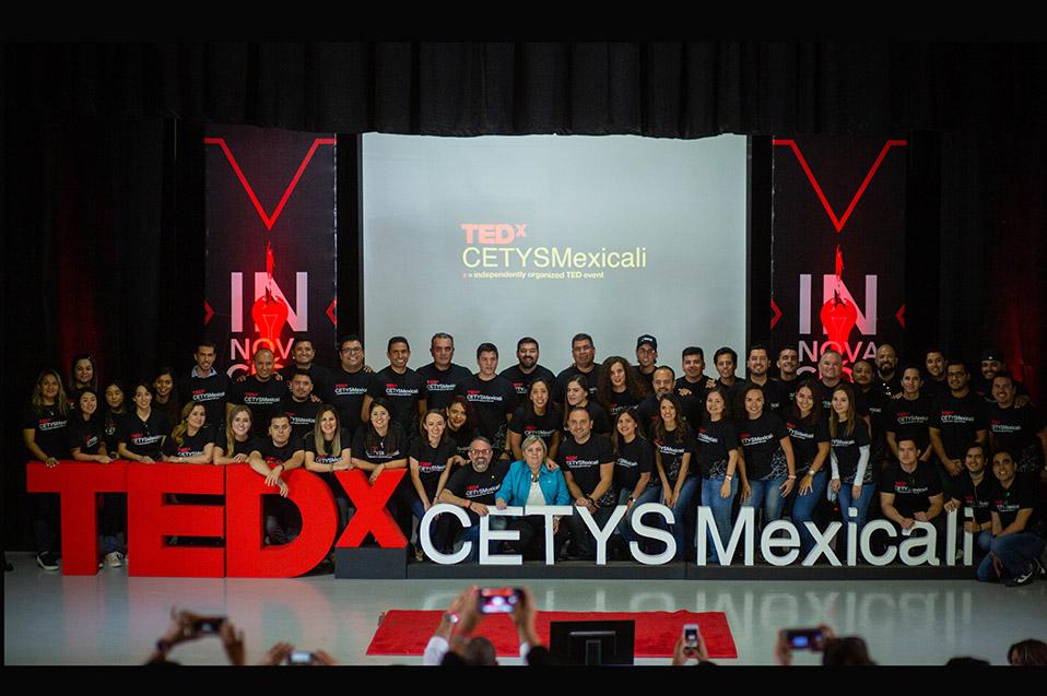 Innovan e impulsan ideas a través de TEDx CETYS Mexicali