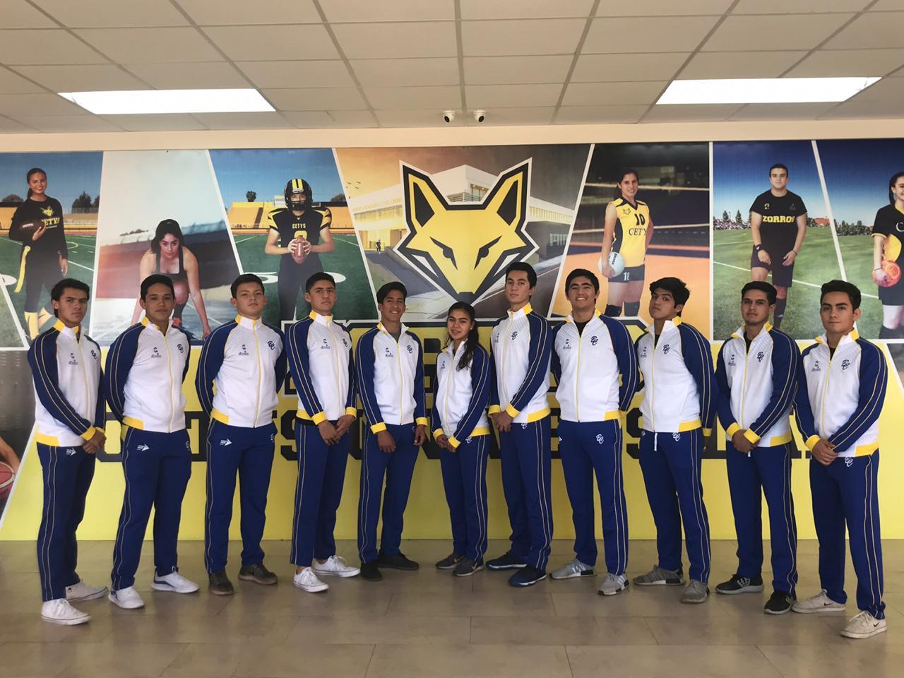 Atletas y basquetbolistas de Ensenada por medallas al nacional de Conadems