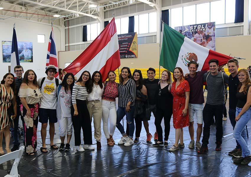 Culmina programa internacional de verano CETYS