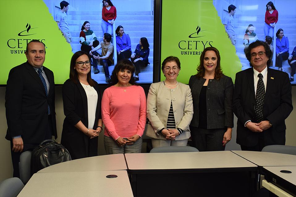 Licenciatura en Administración de la Mercadotecnia de CETYS Tijuana obtiene reacreditación CACECA