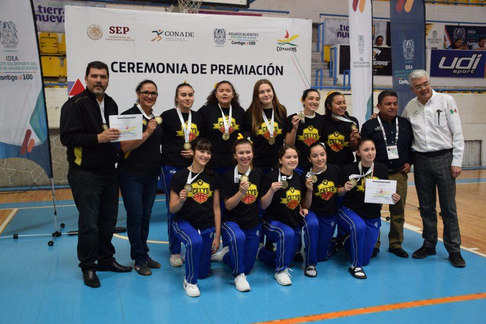 Preparatorianos de CETYS tuvieron éxito en Juegos Nacionales CONADEMS