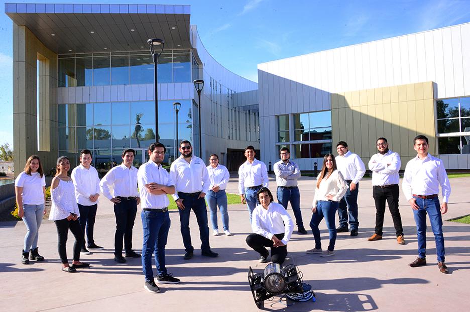 SeaFox Inventive: desarrollo de robots submarinos en CETYS Universidad