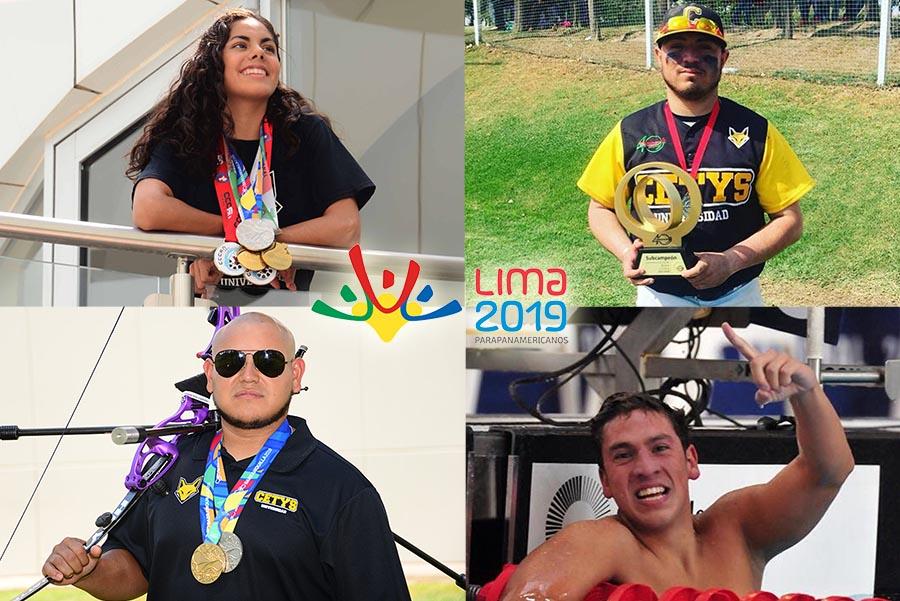 CETYS en los Juegos Panamericanos 2019