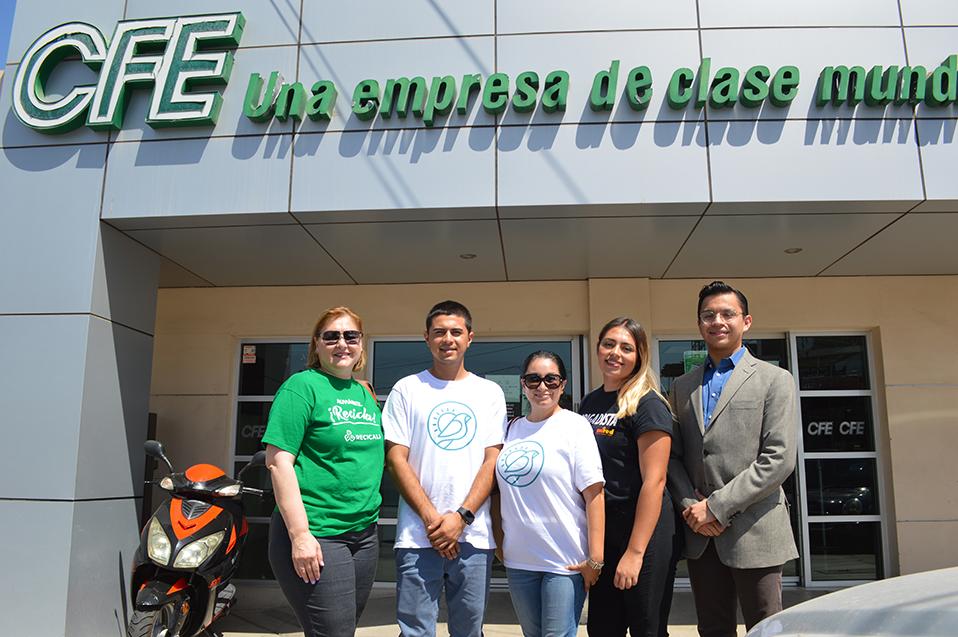 Se solidarizan alumnos de CETYS con la comunidad