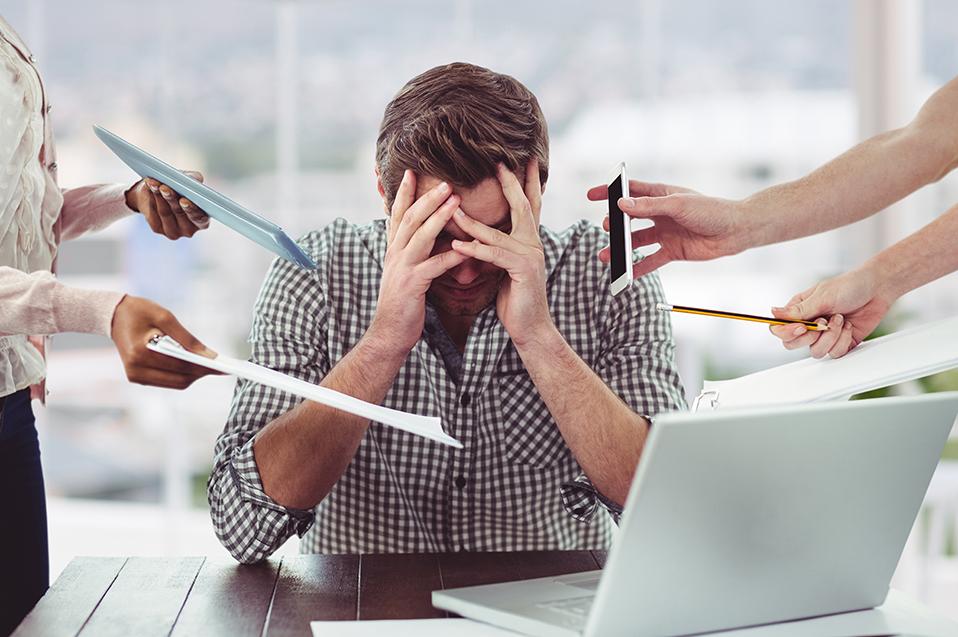 Es frustración laboral nuevo reto del Siglo XXI