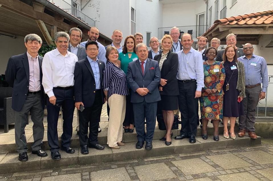 CETYS presente en programa internacional de liderazgo para instituciones de educación superior