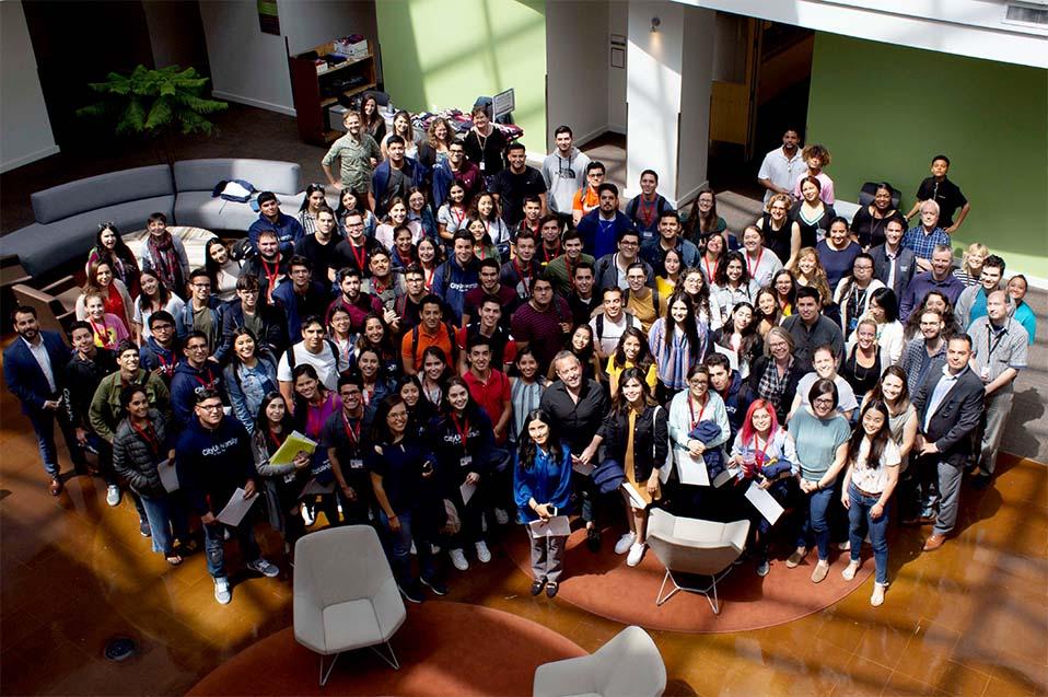 Estudiantes de CETYS desarrollan habilidades globales en CityU en Seattle