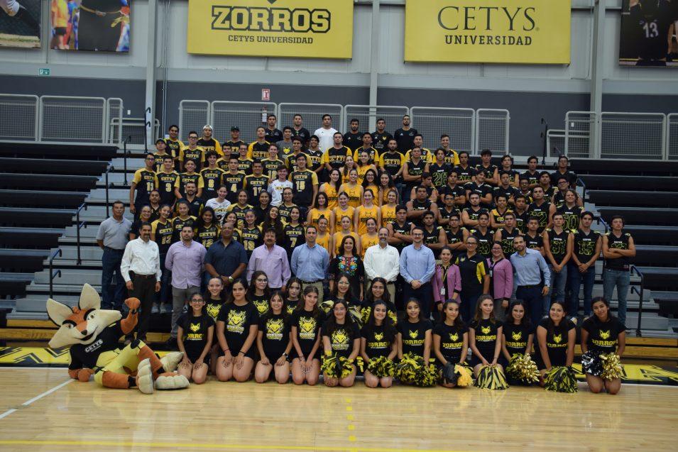 Campus Tijuana cuenta con 120 estudiantes-deportistas para próximas competencias