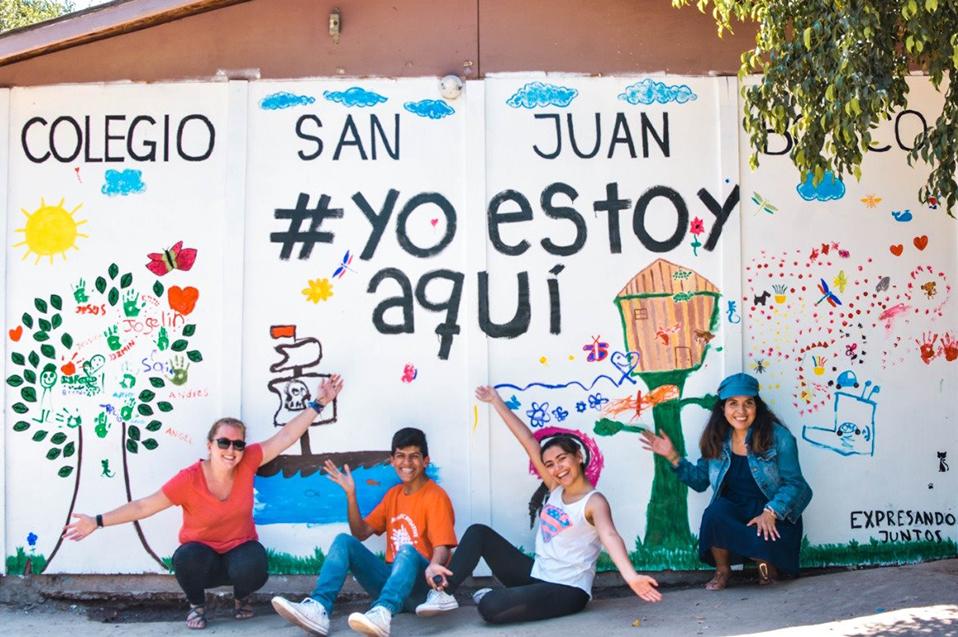 Mi experiencia en el Social Fabric Initiative: Diana García
