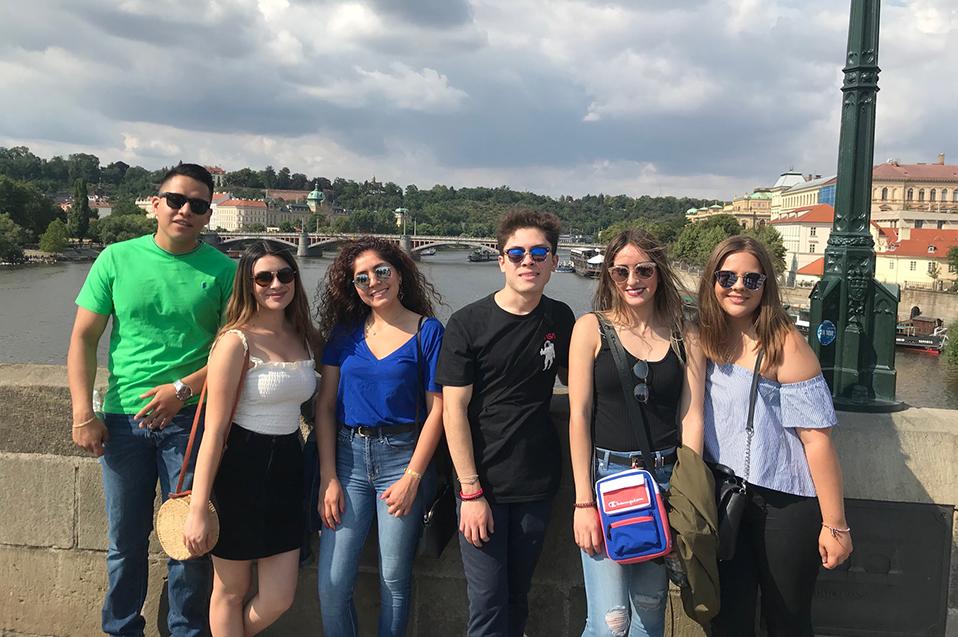 Praga destino internacional del doble grado