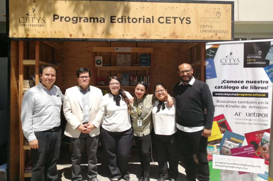 Aterrizó el Módulo del Programa Editorial en el Campus Tijuana