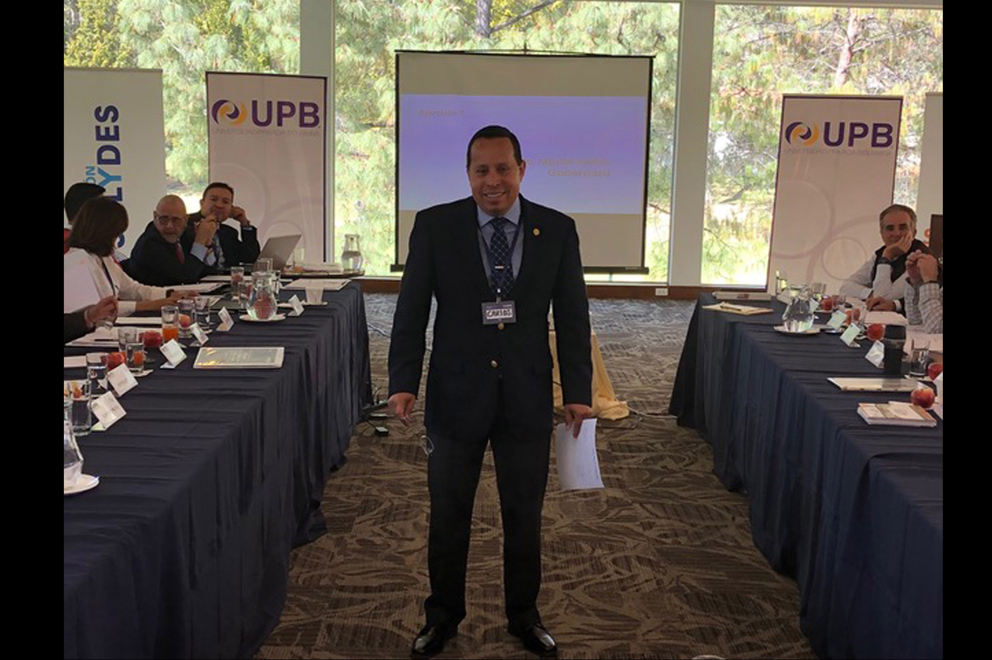 Es CETYS referente latinoamericano ante la Association of Governing Boards of Universities and Colleges