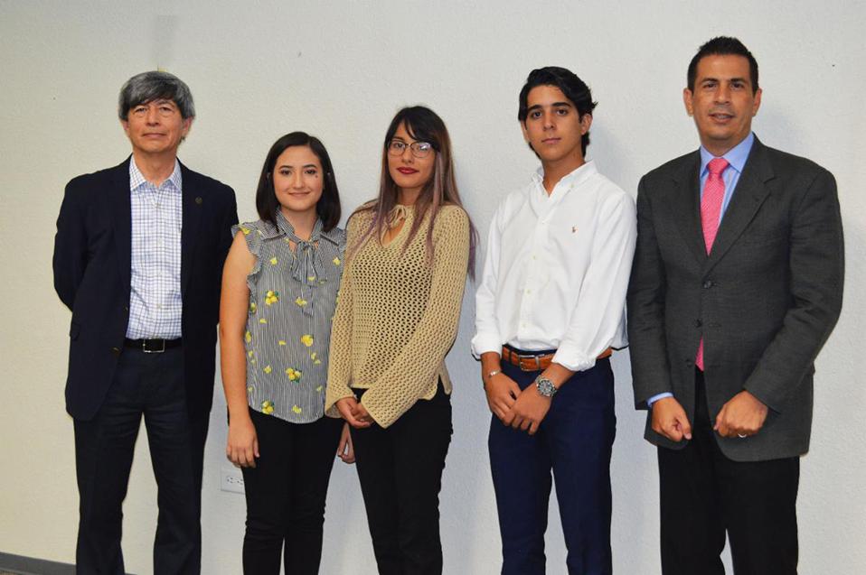 InstituyenCETYSUniversidady Fundación Esposos Rodríguez nueva beca en apoyo a jóvenessonorensescon excelencia académica
