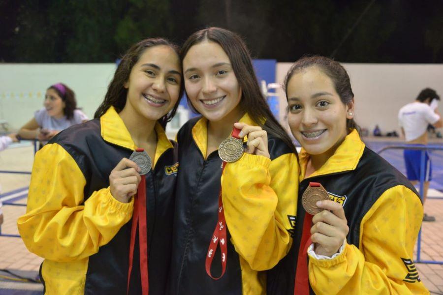 Sofía Chávez se baña en oro, CETYS suma 13 medallas