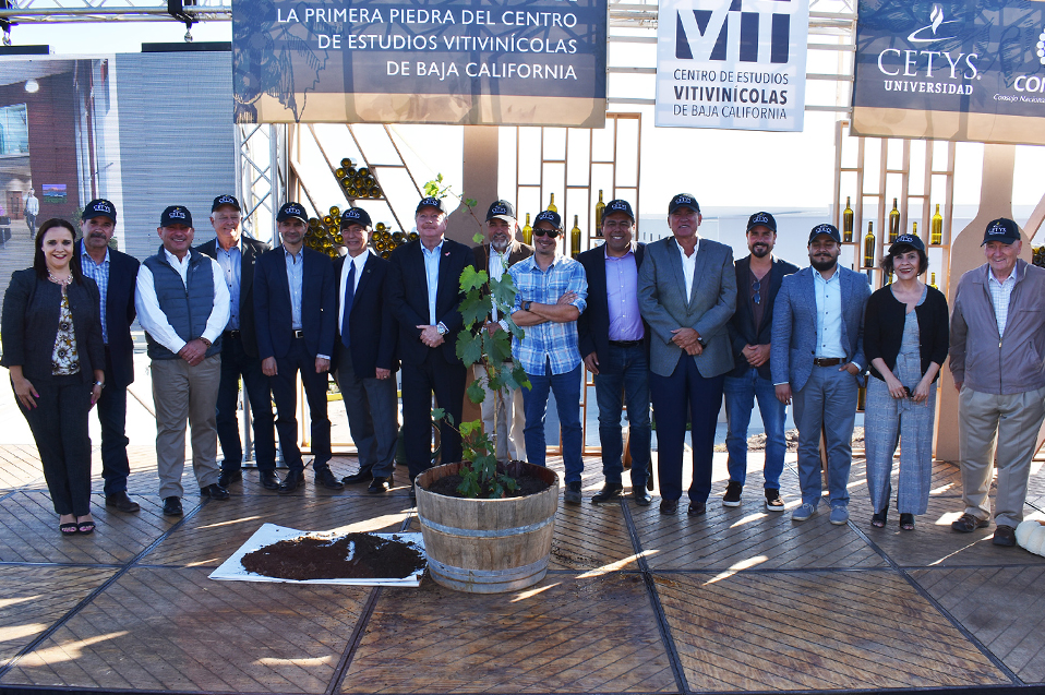 Potencializarán industria del vino en México con nuevo Centro de Estudios en CETYS