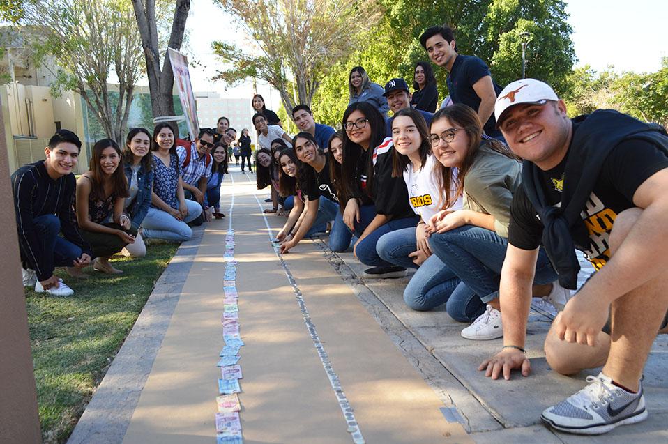 Grupo Impacto Voluntariado de CETYS supera la meta recaudatoria de Camino de Ayuda 2019