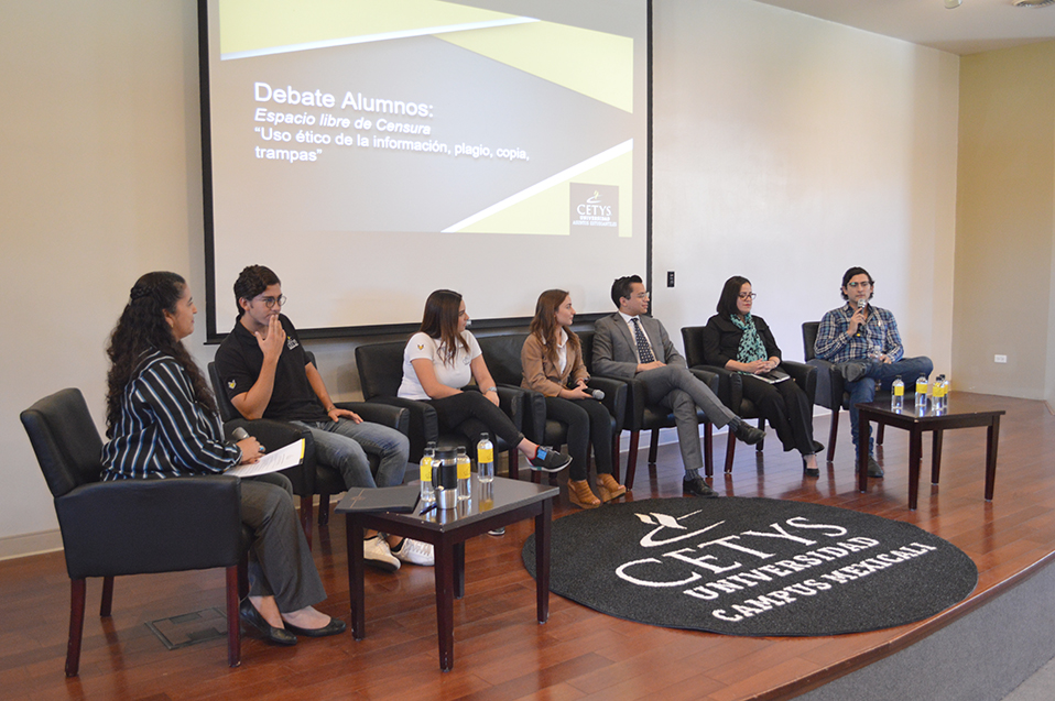 Jornadas de Integridad Académica 2019.