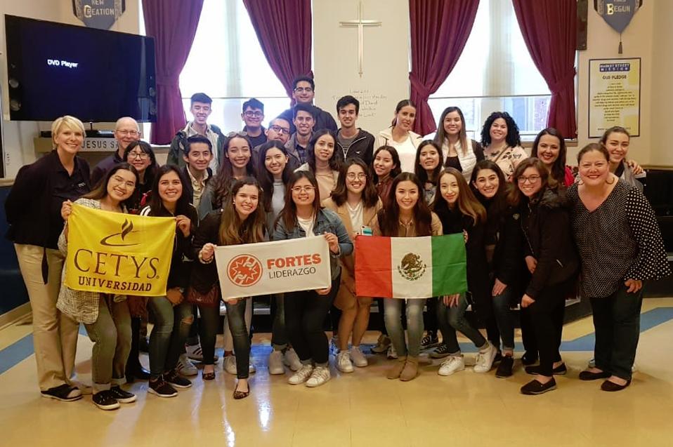 FORTES, el grupo estudiantil de CETYS que colabora con la ONU