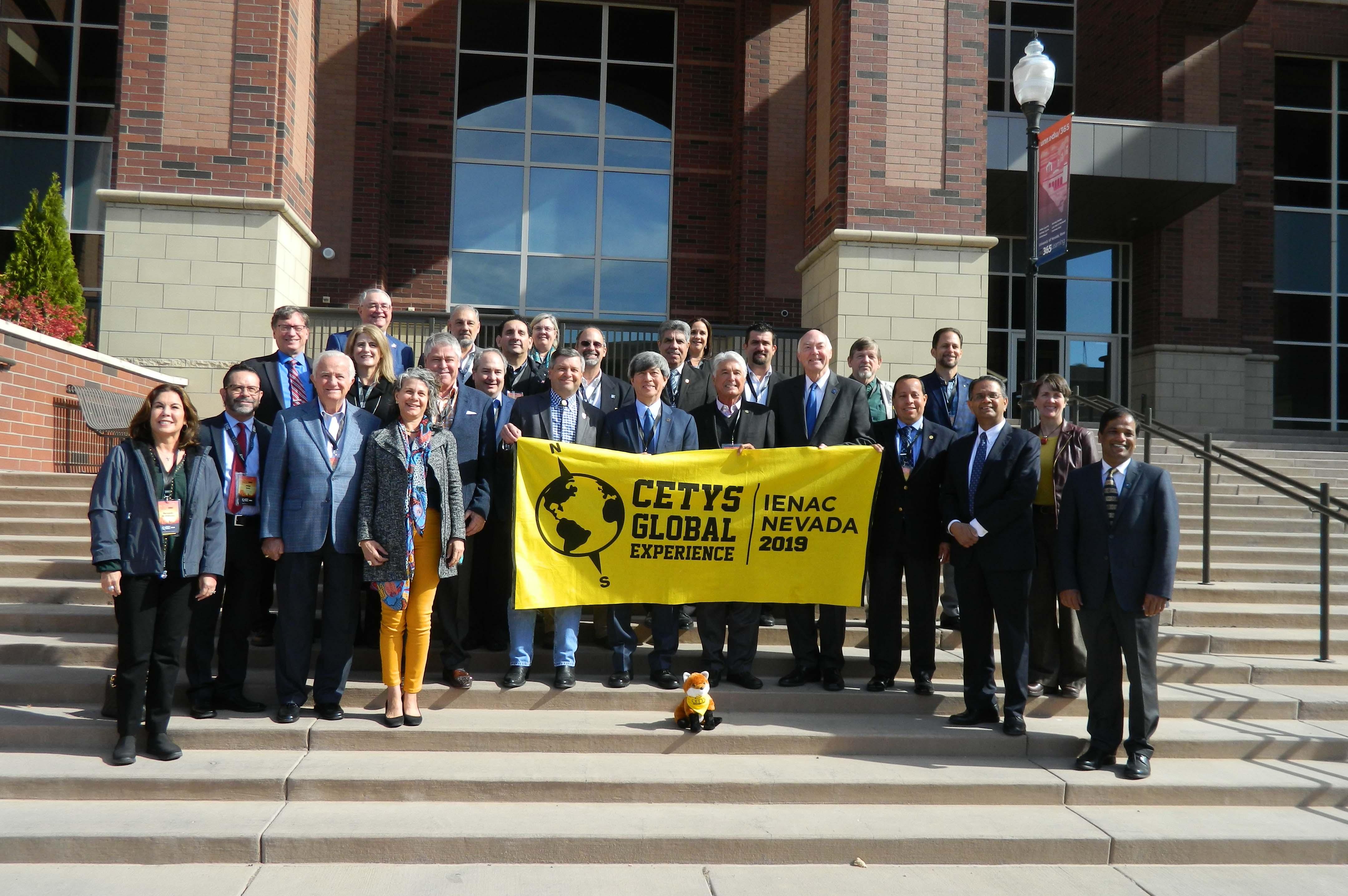 Promueven IENAC y CETYS vinculación para el desarrollo educativo en visita a Nevada