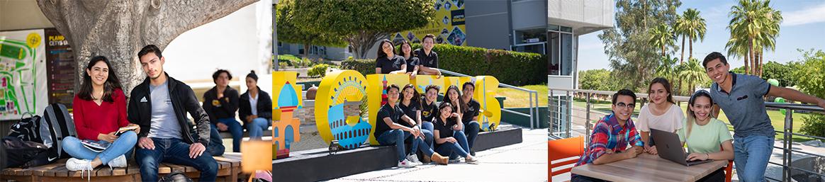Alumnos de CETYS Universidad.