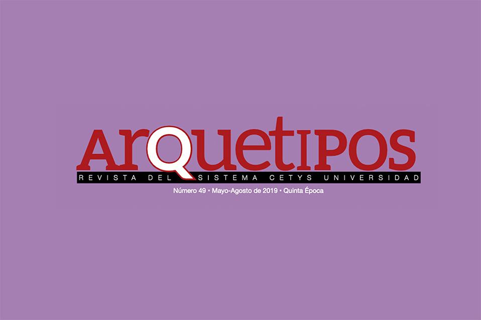 Disponible ya el número 49 de la revista Arquetipos