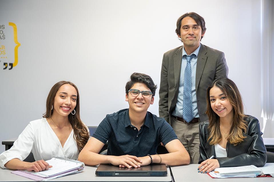 CETYS, un modelo de apoyo para los líderes del futuro