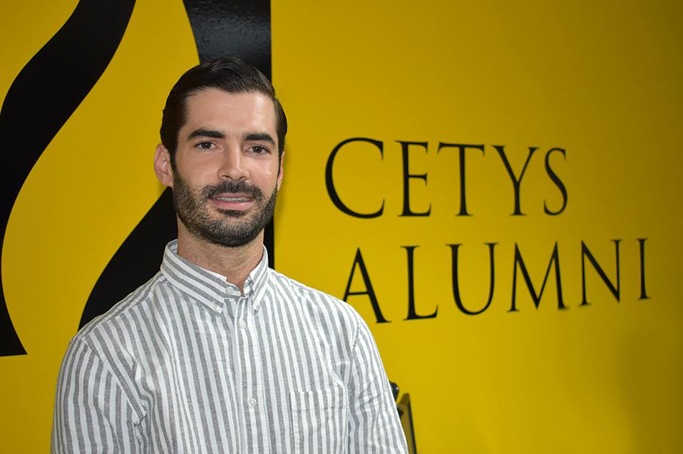 CETYS me empujó a ser competitivo y seguir creciendo: Gonzalo Sánchez