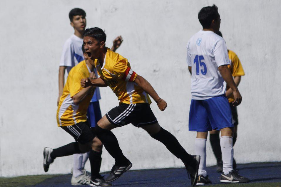 Zorros van rumbo al Nacional de Fútbol Rápido