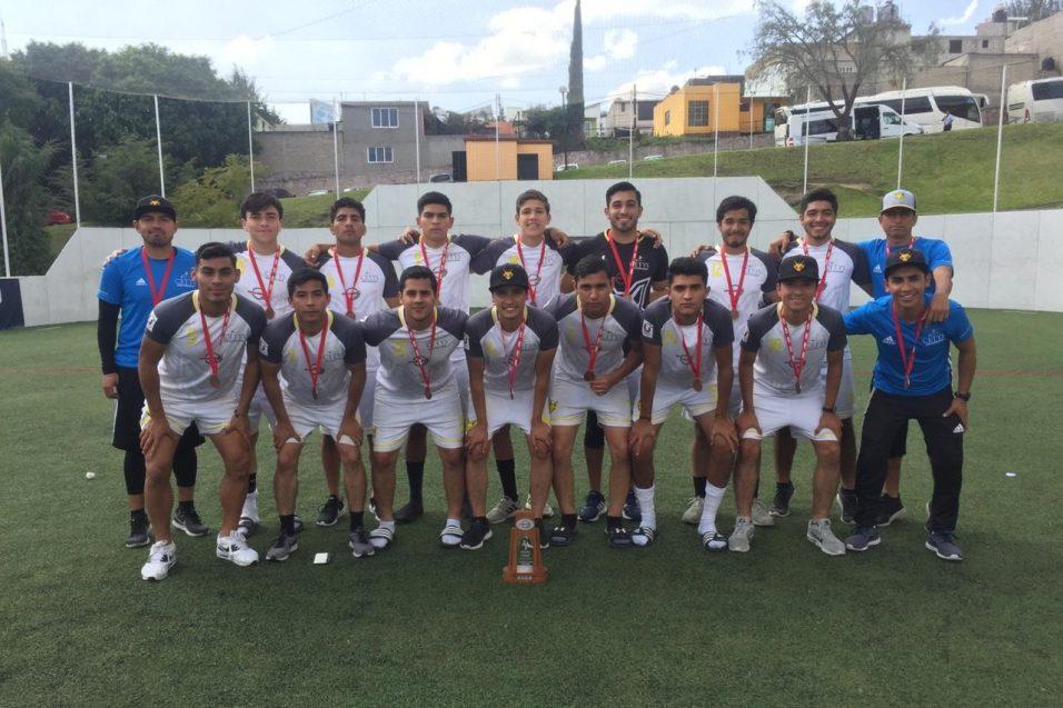 CETYS subió de nuevo al podio del Nacional de Fútbol Rápido