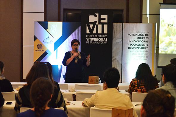 Laura Zamora, cambiando el panorama de la mujer en el vino nacional