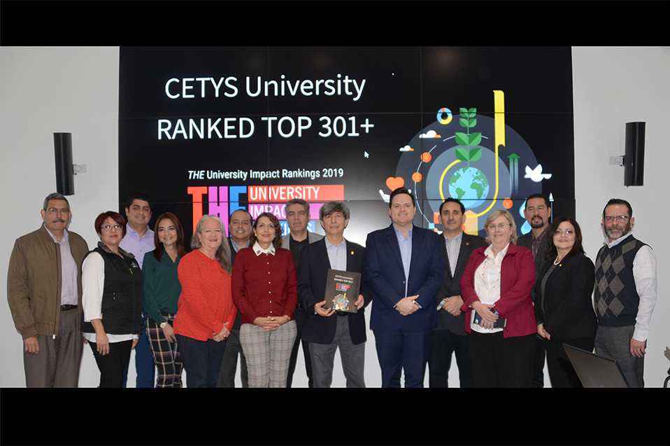 CETYS: Top 3 en Ranking Internacional por calidad educativa