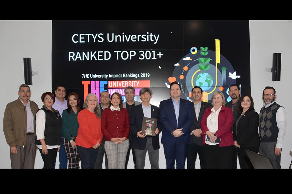 CETYS: Top 3 en Ranking Internacional por calidad educativa
