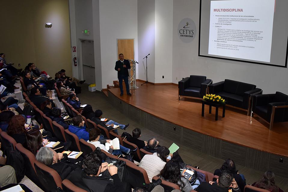 CETYS Universidad busca mayor investigación por parte de sus académicos