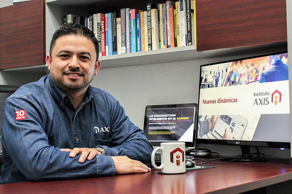 CETYS me llevó a la industria 4.0: Saúl De los Santos