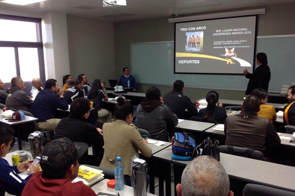 Entrenadores celebraron junta semestral en Campus Tijuana