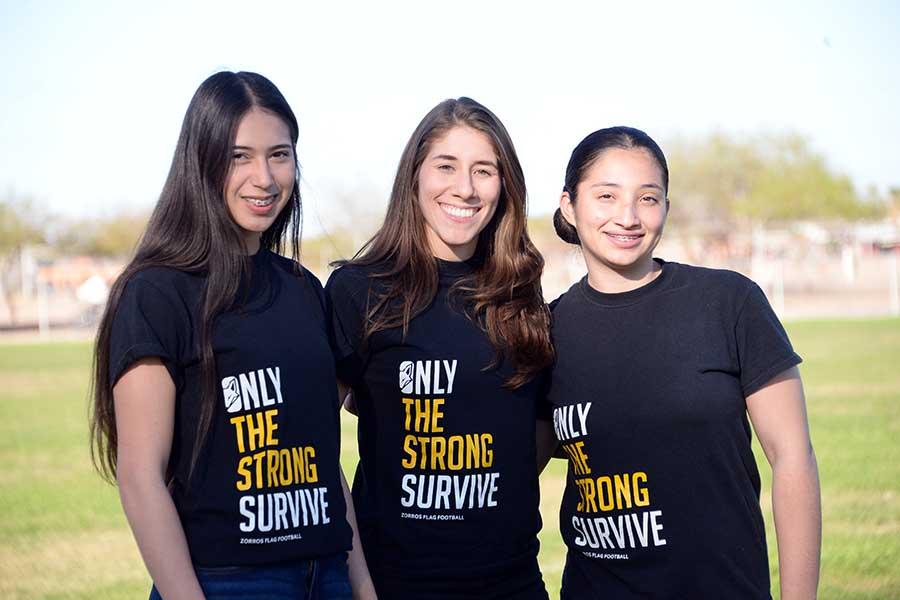 Alumnas de Mexicali refuerzan equipo de Tochito para Universiada
