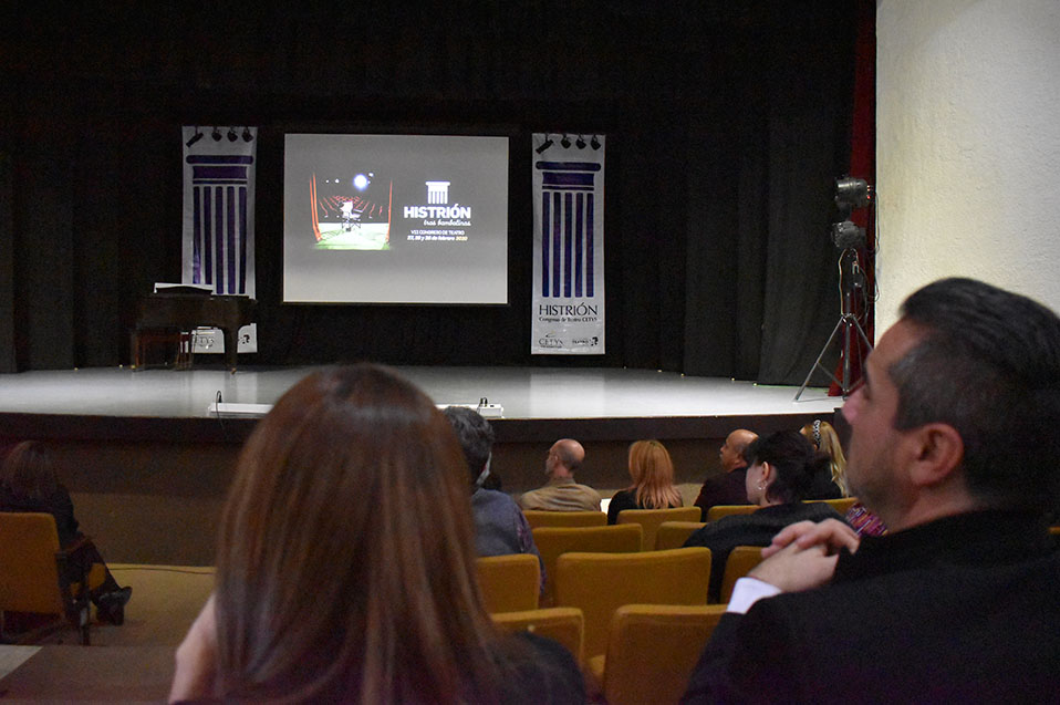 Exitosa la 7ma. edición de Histrión, Congreso de Teatro de CETYS Universidad