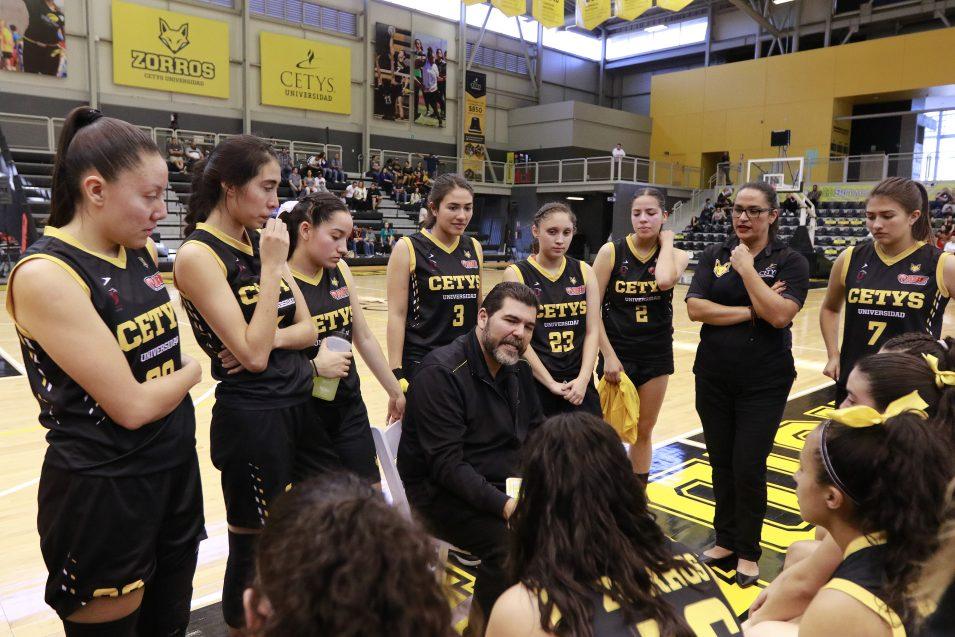 Zorros Femenil retoman paso en baloncesto de Liga ABE