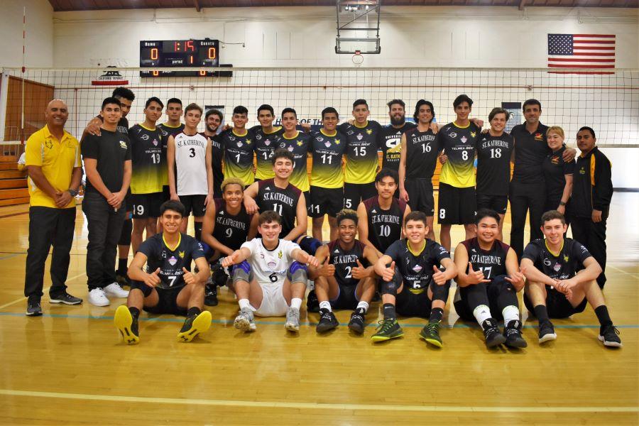 Voleibol Varonil de CETYS acelera preparación