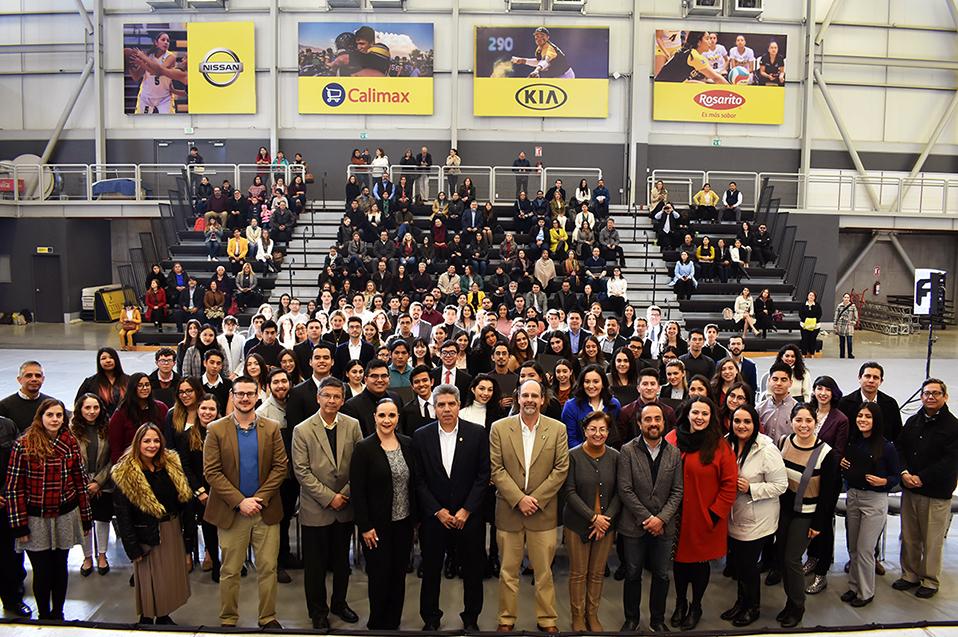 Reconoce CETYS Tijuana a Alumnos Distinguidos de profesional y prepa