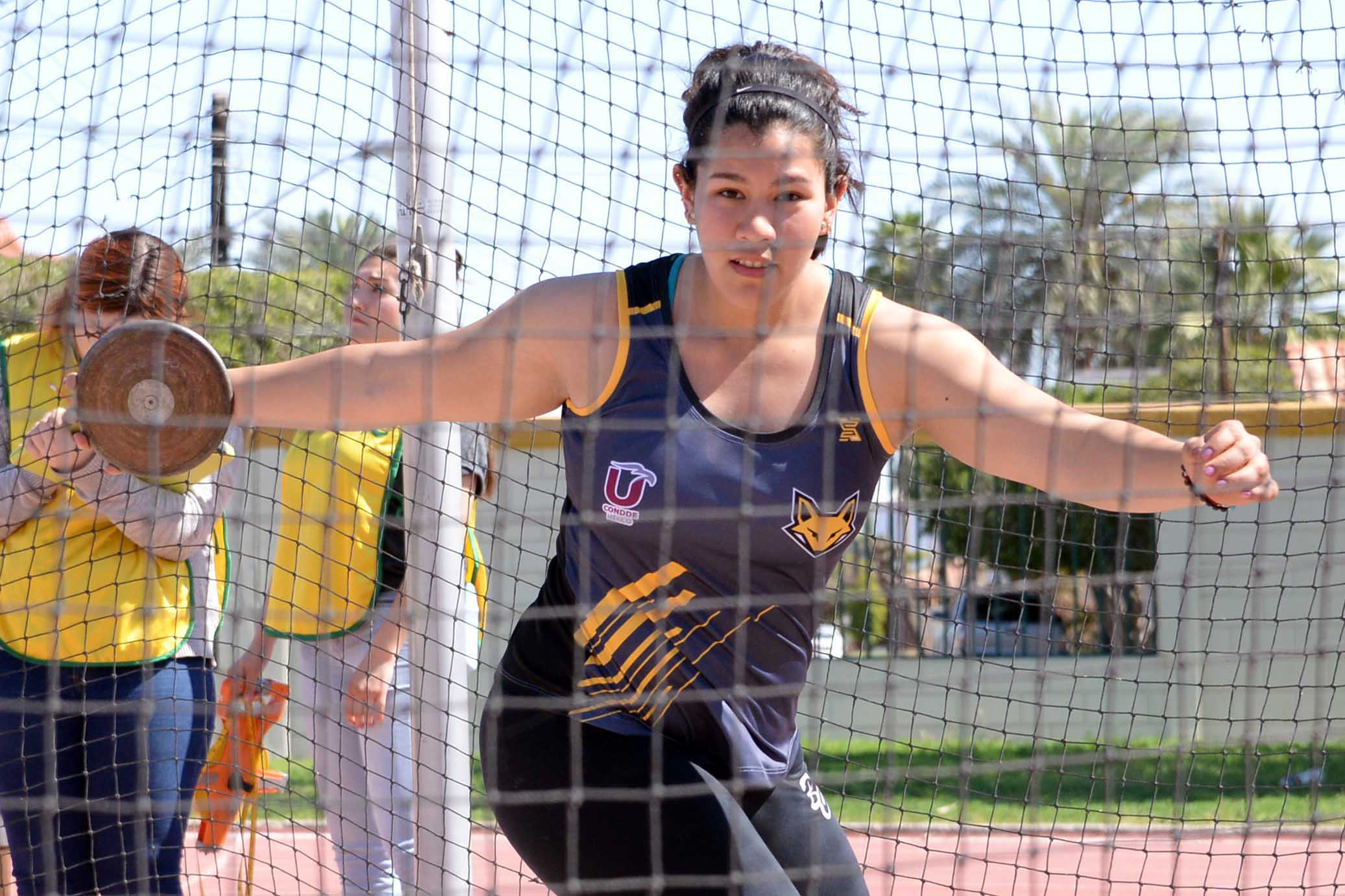 9 medallas y 3 récords para Mexicali en Atletismo