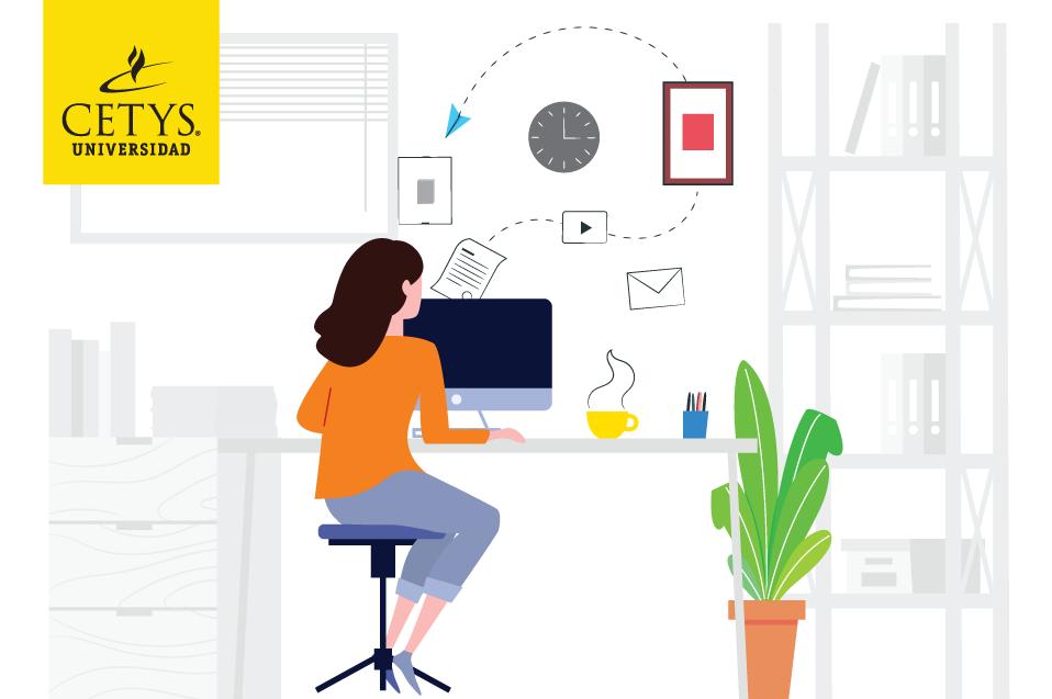 Trabajadores con la oportunidad de demostrar que con Home Office se sigue siendo productivo