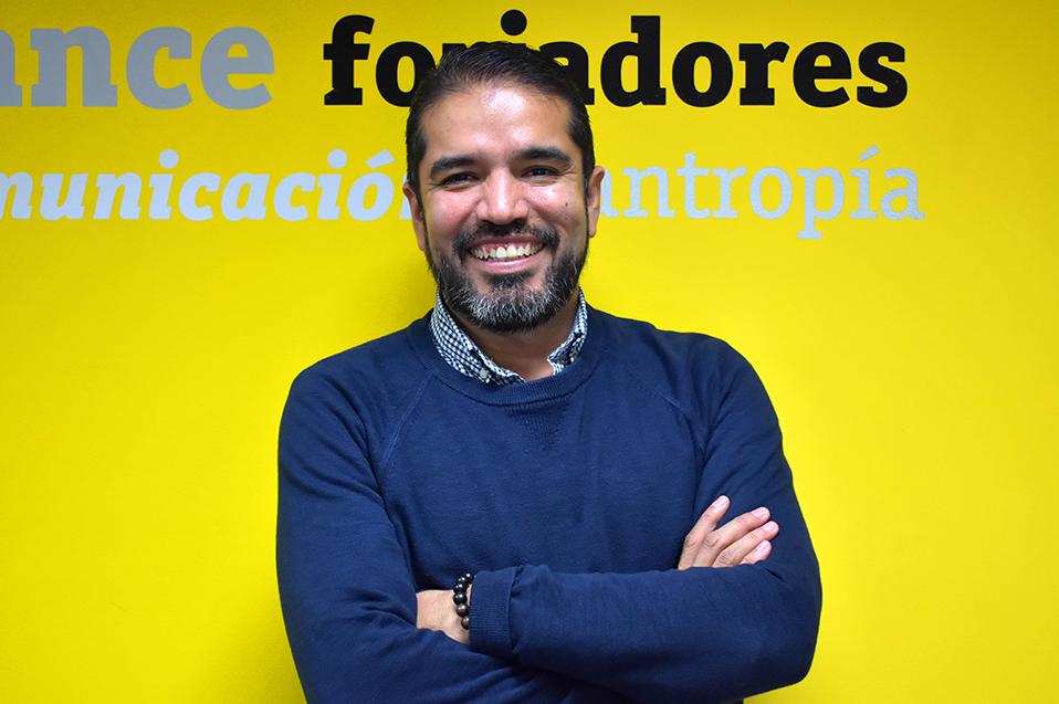"""""""Por CETYS tengo la visión internacional para impulsar desde los recursos humanos"""": Ulises Araiza"""