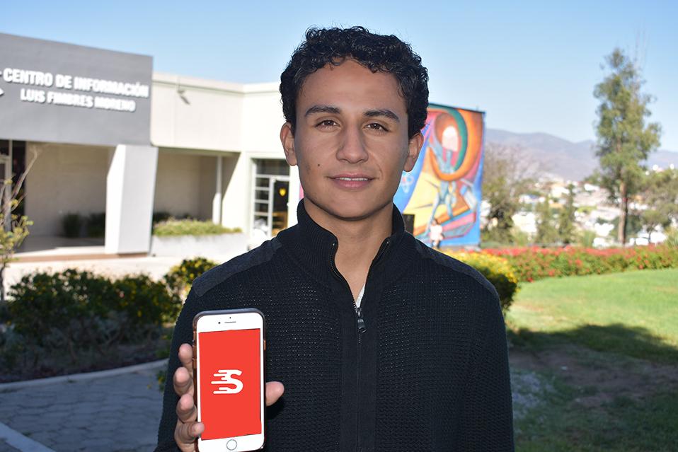 Estudiante de CETYS ofrece apoyo a restaurantes locales