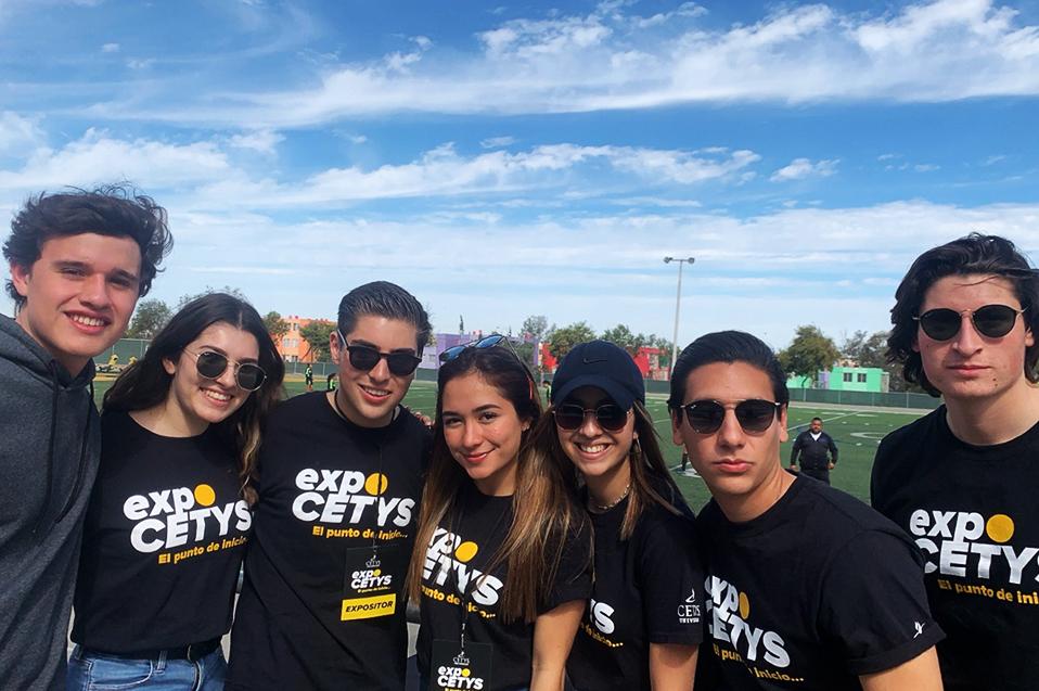 Sociedad de Alumnos CETYS recaba apoyo para iniciativa Apoyemos Tijuana