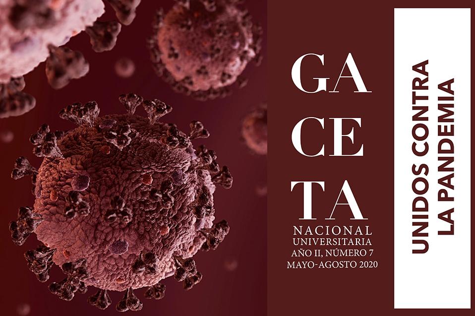 """""""Unidos contra la pandemia"""": comparte CETYS experiencias ante COVID-19 en Gaceta Nacional Universitaria"""