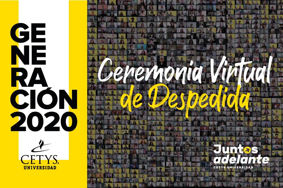 Celebración histórica de la Generación 2020 ¡Muchas gracias!